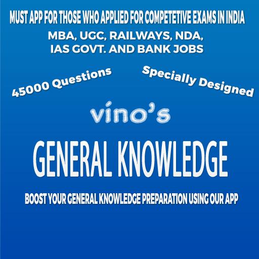 General Knowledge-45000 Facts 教育 App LOGO-APP試玩