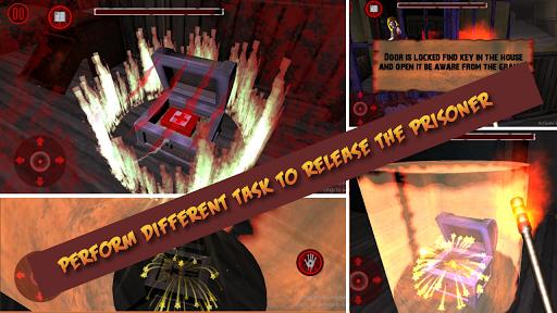 Scary granny mod horror house escape: Horror Games screenshots 5