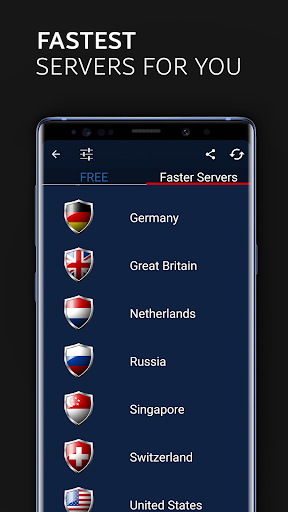 FREE VPN - Unlimited Free Fast VPN for Android 7.3 screenshots 6