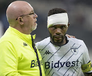 Thulani Hlatshwayo of Bidvest Wits suffered concussion during his side's league match against  SuperSport United.