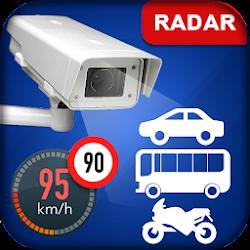 Speed Camera Detector - Traffic & Speed Alert