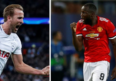 Kane VS Lukaku: qui marque le plus ?