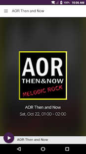 AOR Then and Now- screenshot thumbnail