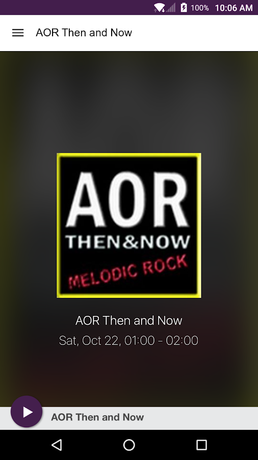 AOR Then and Now- screenshot