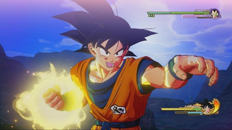 Dragon Ball Z Kakarot PS4 PC