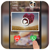Video Caller ID: Love Theme