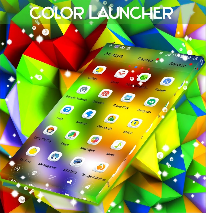 color color color launcher android apps on google play