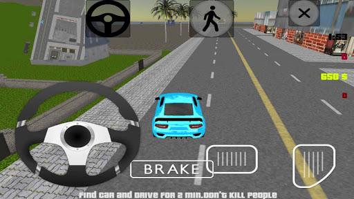 Crime Vegas Bandit 3D