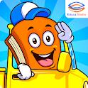 Marbel Shape Puzzle icon