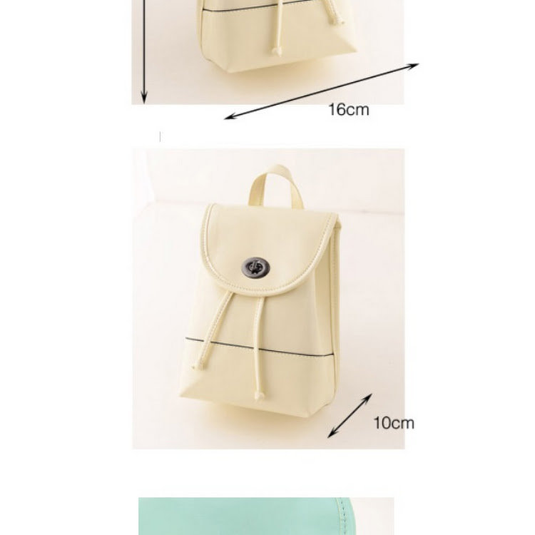 Candy Wonder Backpack Bag/Casual Outfit-TL0022-ROSE PINK