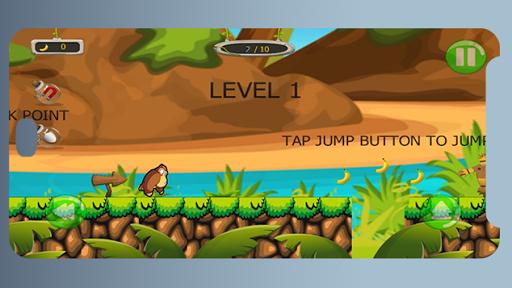Super Monkey Run: Jungle Adventure Game 3.1 screenshots 1
