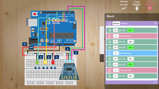 Download MAKE - Maker coding solution with arduino IDE 1.8.0 1