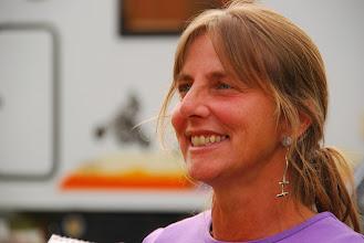 Photo: Sonja freut sich auf die Teilnehmer