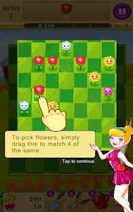 Blossom Bloom - Floral Match 4- screenshot thumbnail