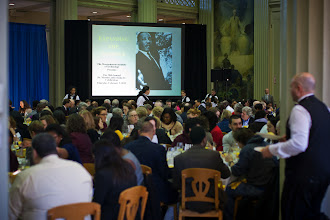 Photo: 9 Feb. 2012, Cambridge, MA - MIT presents the 38th Annual Martin Luther King, Jr. Breakfast Celebration, featuring a keynote address from Rice University's Richard Tapia...Photo by Dominick Reuter