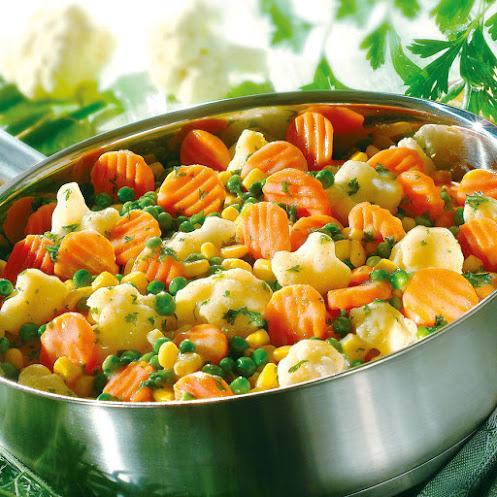 Abbildung Butter-Gemüse