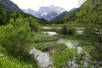 Photo: Gleich hinter Kranska Gora. Eine traumhafte Landschaft.