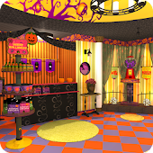 Escape a Halloween Candy Shop