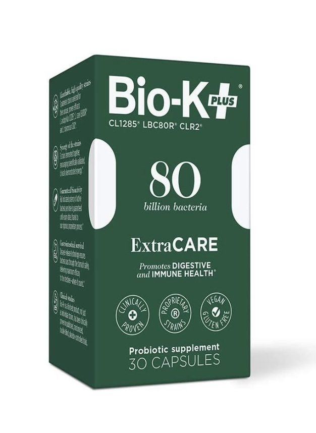 ExtraCARE 80 Billion Probiotic Capsules