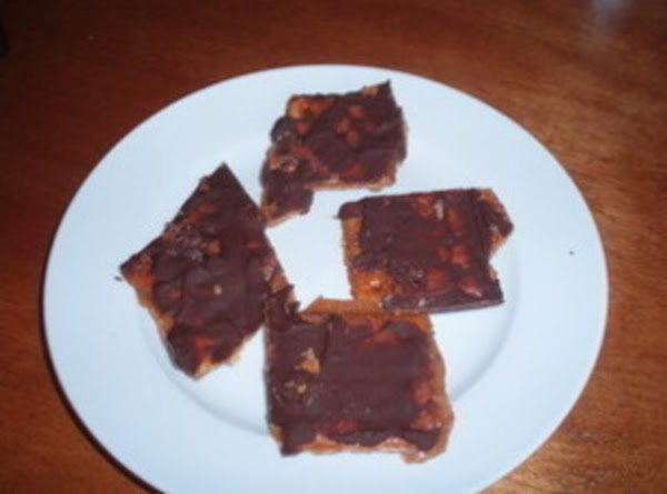 Easy Toffee Bars Recipe