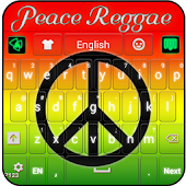 Peace Reggae Keyboard