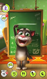 My Talking Tom Mod Apk 5.7.1.522 Download 5