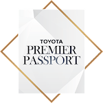 Toyota Premier Passport Icon
