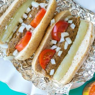 Basic Seitan Hot Dogs