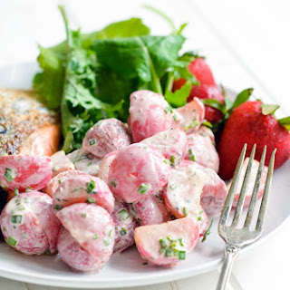 Roast Radish Salad with Honey and Tarragon Recipe