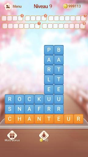 Briser des Motsuff1aJeu de Puzzle les Blocs de Mots 1.751 screenshots 1