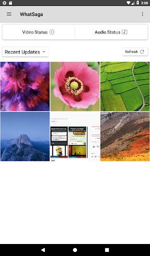WhatSaga   Longer Stories   Save Status screenshot 9