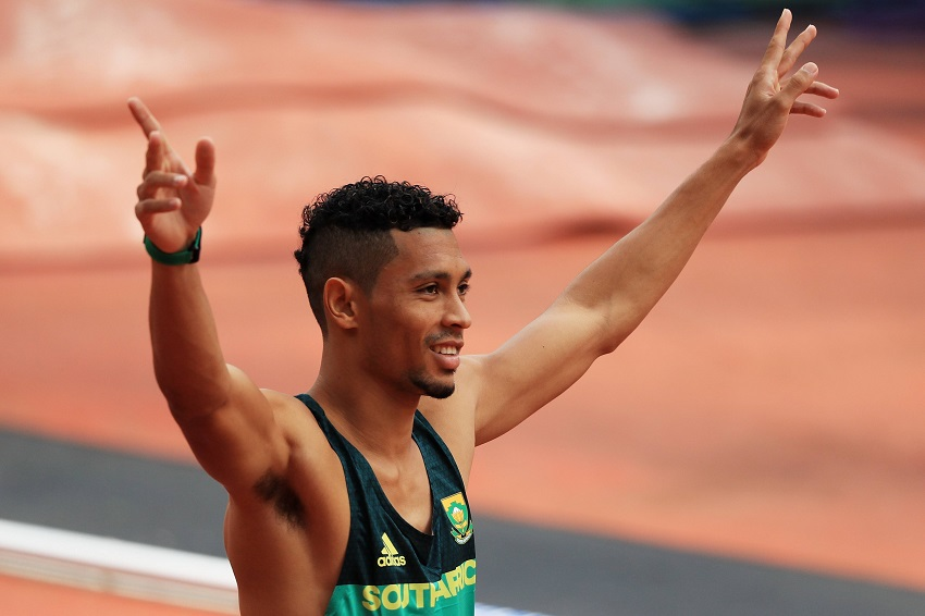 Athletics SA targets World Relays for Olympic qualification