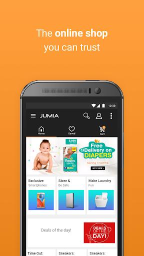 JUMIA Online Shopping 4.9.1 screenshots 1