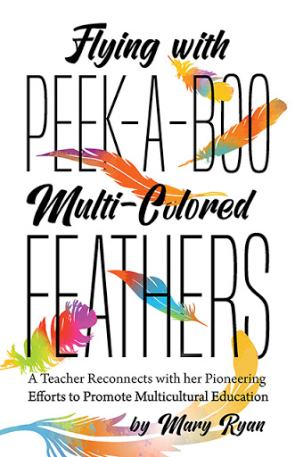 Flying With Peek-a-Boo Multi-Colored Feathers cover