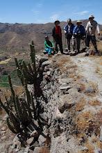 Photo: Complejo Arqueológico de Soncoquilla Huanca Actividad 2012