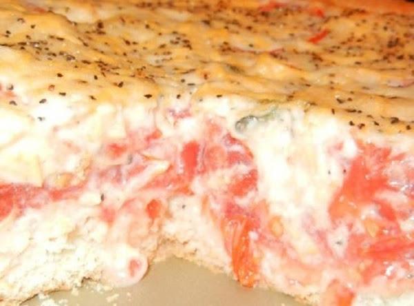 Connie's Tomato Pie Recipe