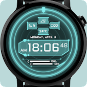 Hi-Tech Watch Face
