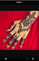 Indian Henna Desain - screenshot thumbnail 12