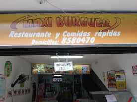 Maxi burguer San Jeronimo