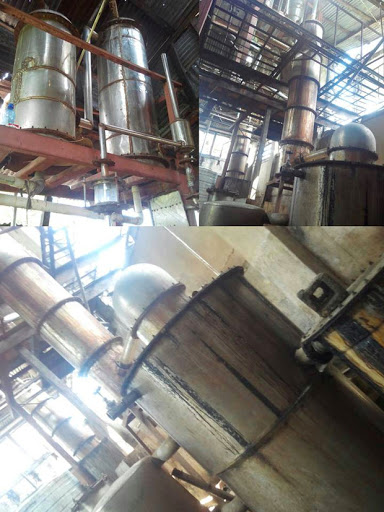 Moscoso distillerie