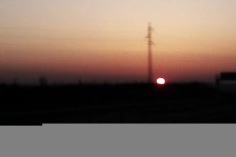 Photo: Sunrise...