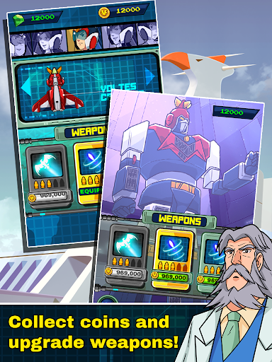 Voltes V - Official  screenshots 3
