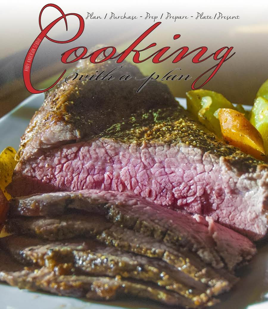 Oven Baked Beef Tritip With Veggies On The Side Recipe