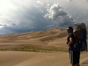 Photo: Sand Dunes NP
