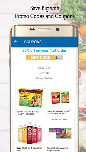 Coupons for Kroger by Popular Coupons (Google Play, United