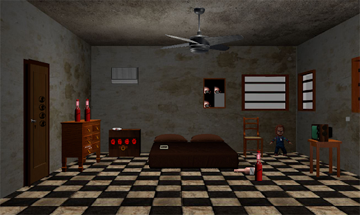 3D Escape Games-Puzzle Residence 1 - náhled