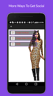 Cougar Dates Online App- screenshot thumbnail