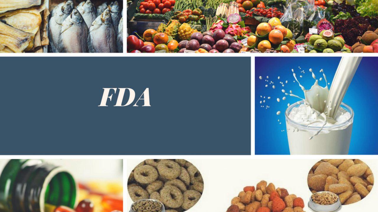 Vì sao cần có giấy chứng nhận FDA đối với hàng hóa