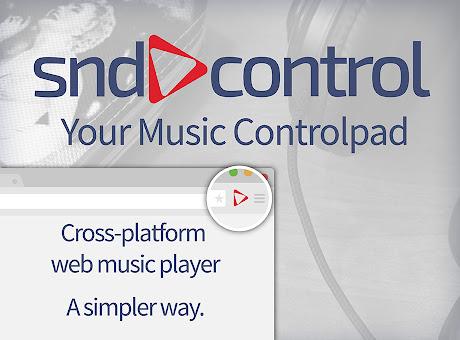 SndControl: Your Audio ControlPad