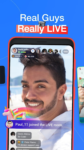 Blued: LIVE Gay Dating, Chat & Video Call to Guys 3.3.6 Screenshots 3